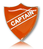 Captain-Badge