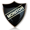 Monitor-Badges