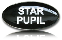 Star-Pupil-Badge